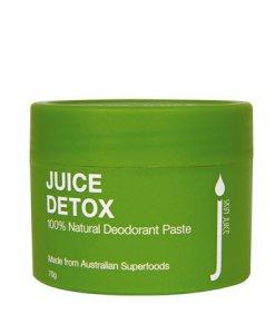 skin juice natural deodorant paste