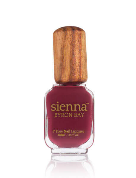 Sienna Nail Polish – Promise (Plum Creme)