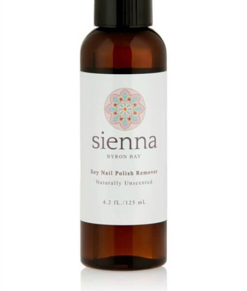 Sienna Nail Polish – Soy remover