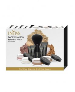 INIKA ORGANIC FACE IN A BOX – THE ESSENTIAL STARTER KIT (PATIENCE)