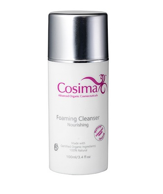 COSIMA SKINCARE FOAMING CLEANSER – NOURISHING