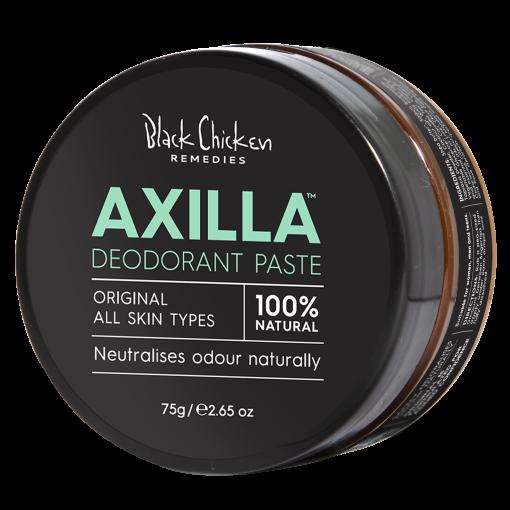 BLACK CHICKEN REMEDIES AXILLA NATURAL DEODORANT PASTE ORIGINAL™