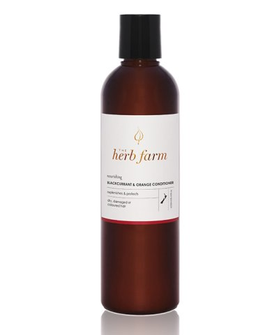 THE HERB FARM NOURISHING BLACKCURRANT & ORANGE CONDITIONER