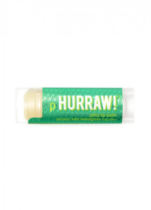 Hurraw Pitta Lip Balm