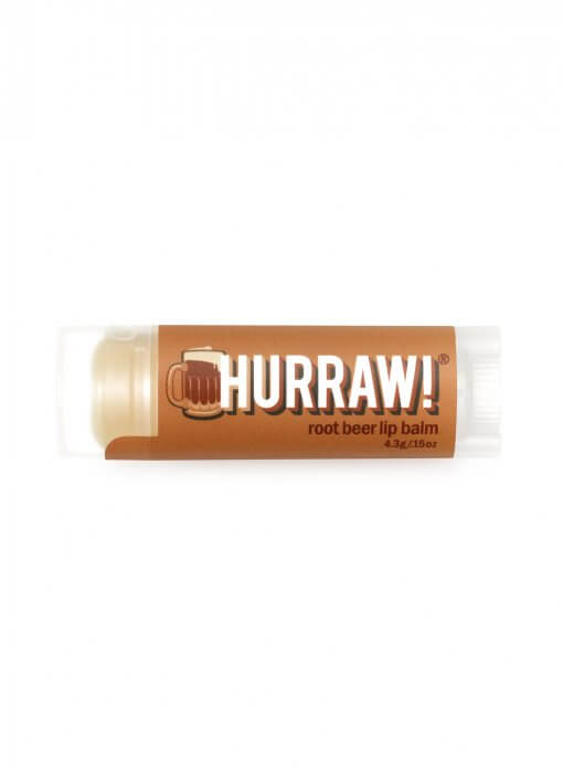 Hurraw Root Beer Lip Balm