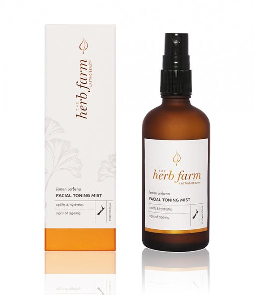 THE HERB FARM LEMON VERBENA FACIAL TONING MIST