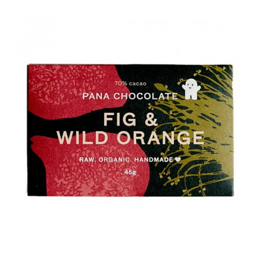 PANA CHOCOLATE – FIG + WILD ORANGE