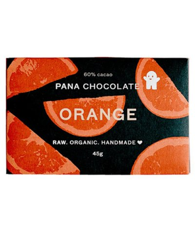 PANA CHOCOLATE – ORANGE