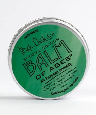 BLACK CHICKEN REMEDIES BALM OF AGES™