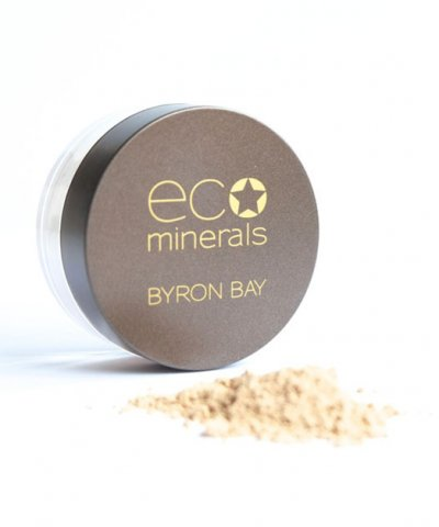 ECO MINERALS ILLUMINATING POWDER – WHITE LIGHT