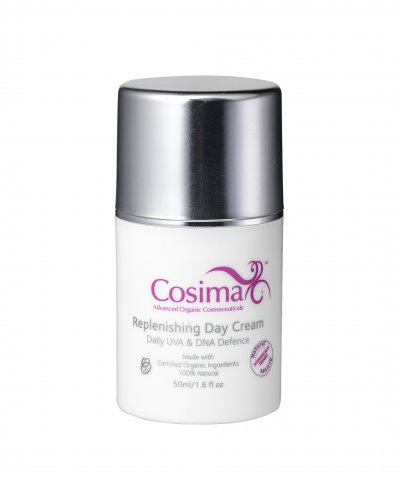 COSIMA SKINCARE AWARD WINNING REPLENISHING DAY CREAM