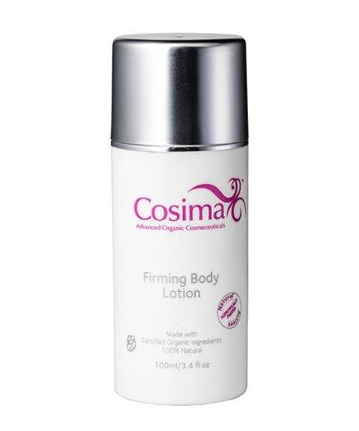 COSIMA SKINCARE FIRMING BODY LOTION