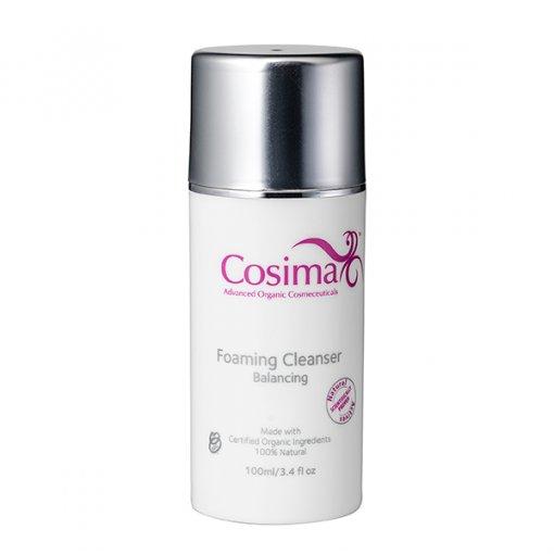 COSIMA SKINCARE FOAMING CLEANSER – BALANCING