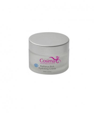 COSIMA SKINCARE PURE RADIANCE RICH HYDRATING CREME
