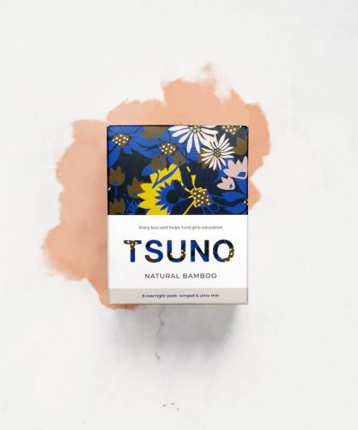 TSUNO OVERNIGHT PADS *50% TO CHARITY*