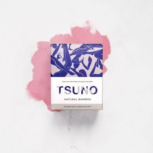 TSUNO REGULAR PADS *50% TO CHARITY*