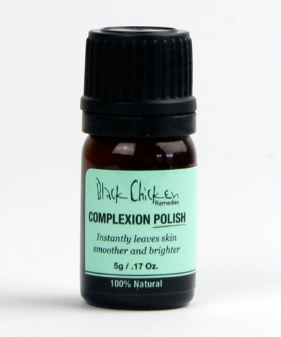 BLACK CHICKEN REMEDIES COMPLEXION POLISH