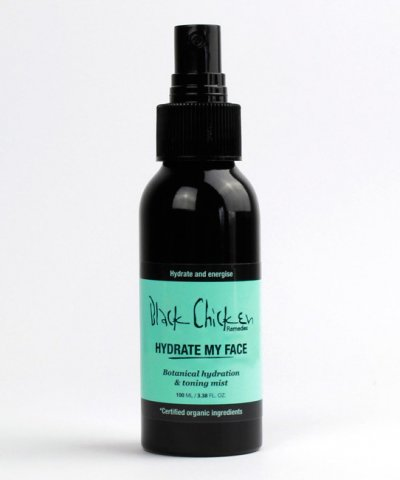 BLACK CHICKEN REMEDIES 'HYDRATE MY FACE' TONING MIST