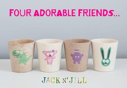 JACK N' JILL KIDS RINSE CUP