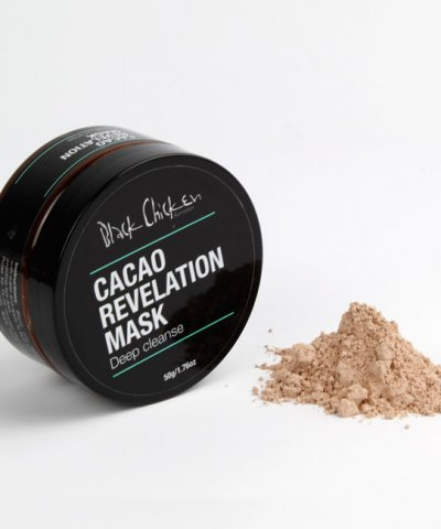 BLACK CHICKEN REMEDIES CACAO REVELATION MASK