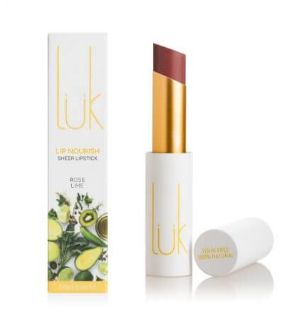 LUK BEAUTIFOOD LIP NOURISH – ROSE LIME