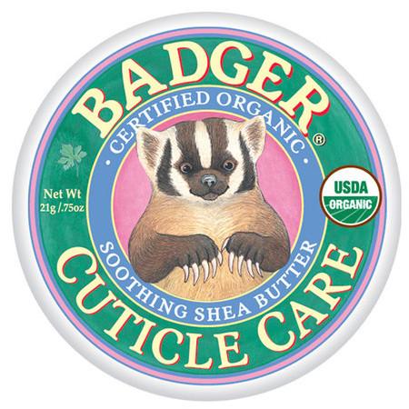BADGER BALM CUTICLE CARE