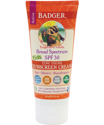 BADGER BALM KIDS SUNSCREEN SPF30