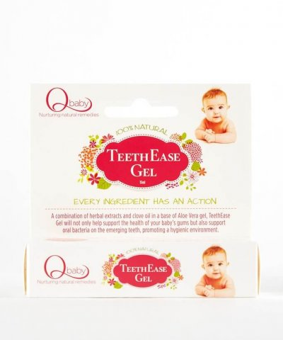QBABY TEETHEASE GEL