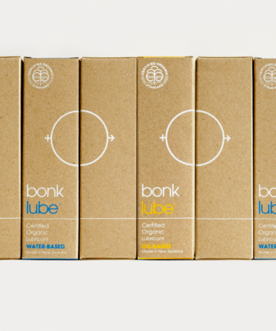 BONK LUBE CERTIFIED ORGANIC LUBRICANT – OIL BASED
