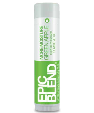 EPIC BLEND MORE MOISTURE LIP BALM – GREEN APPLE
