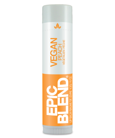 EPIC BLEND VEGAN LIP BALM – PEACH