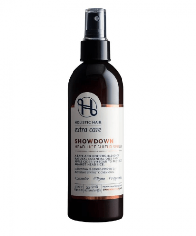 HOLISTIC HAIR SHOWDOWN HEAD LICE SHIELD SPRAY
