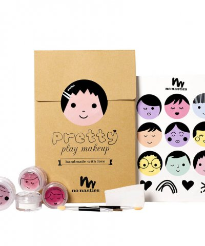 NO NASTIES 'NISHA' PRETTY PLAY MAKEUP (PINK)