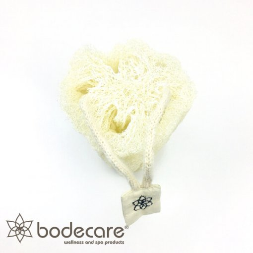 BODECARE ORGANIC EGYPTIAN LOOFAH (ON ROPE)
