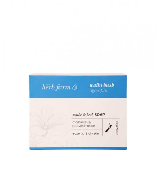 THE HERB FARM SOOTHE & HEAL SOAP