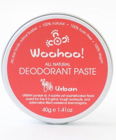 WOOHOO! DEODORANT PASTE (URBAN)