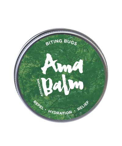 AMA BALM BUG BALM – BUG REPELLENT, RELIEF & HYDRATION