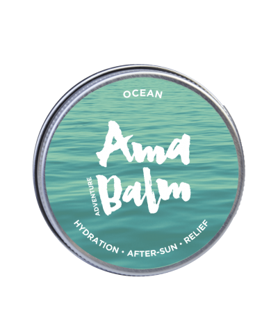 AMA BALM OCEAN BALM – AFTER SUN RELIEF & HYDRATION