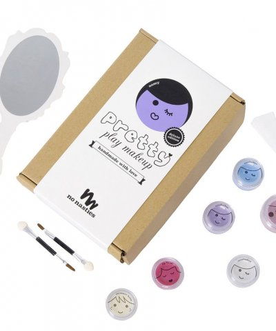 NO NASTIES 'NANCY' *DELUXE* PRETTY PLAY MAKEUP (PURPLE)