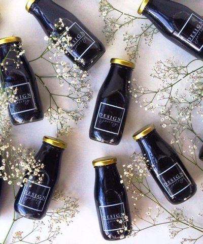 THE DESIGN JUICERY 'ONYXADE' ACTIVATED CHARCOAL CLEANSE