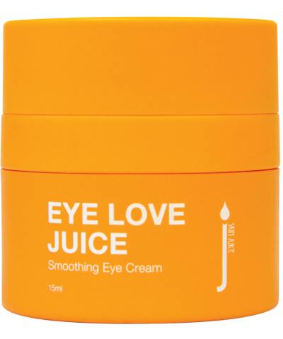 SKIN JUICE 'EYE LOVE JUICE' SMOOTHING EYE CREAM