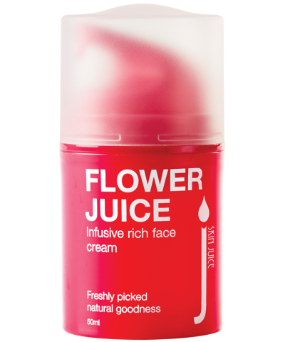 SKIN JUICE 'FLOWER JUICE' ULTRA RICH FACE CREAM