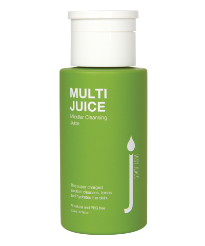 SKIN JUICE 'MULTI JUICE' MICELLAR CLEANSING JUICE