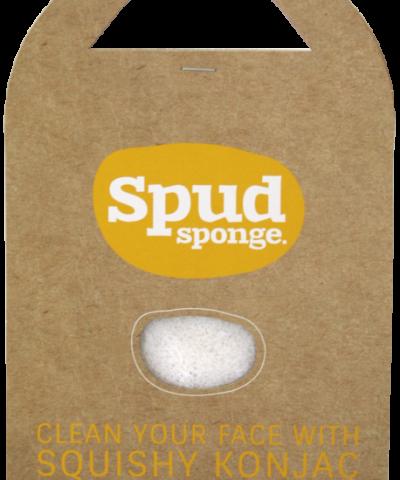 SPUD SPONGE PURE KONJAC SPONGE *$1 TO CHARITY*
