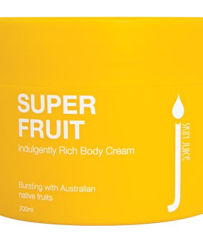 SKIN JUICE SUPER FRUIT INDULGENTLY RICH BODY CREAM