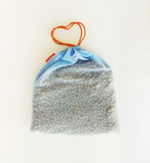 THE GREEN COLLECTIVE 'GOODIE BAGS' REUSABLE PRODUCE BAGS
