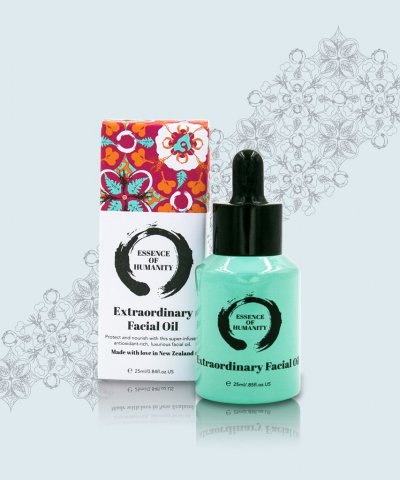 ESSENCE OF HUMANITY EXTRAORDINARY FACIAL OIL *NOT FOR PROFIT ORG*