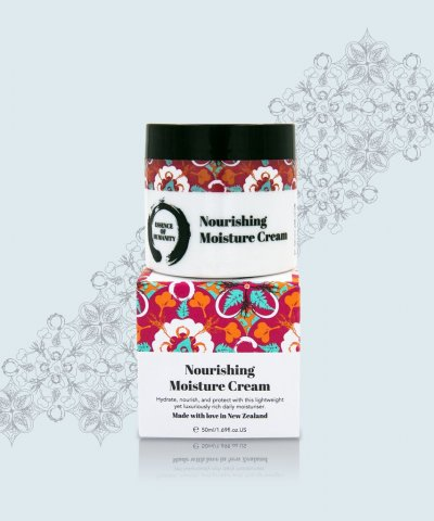 ESSENCE OF HUMANITY NOURISHING MOISTURE CREAM *NOT FOR PROFIT ORG*