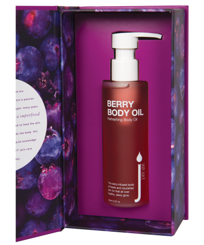 SKIN JUICE BERRY BODY OIL