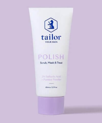 Tailor Polish Facial Mask & Scrub